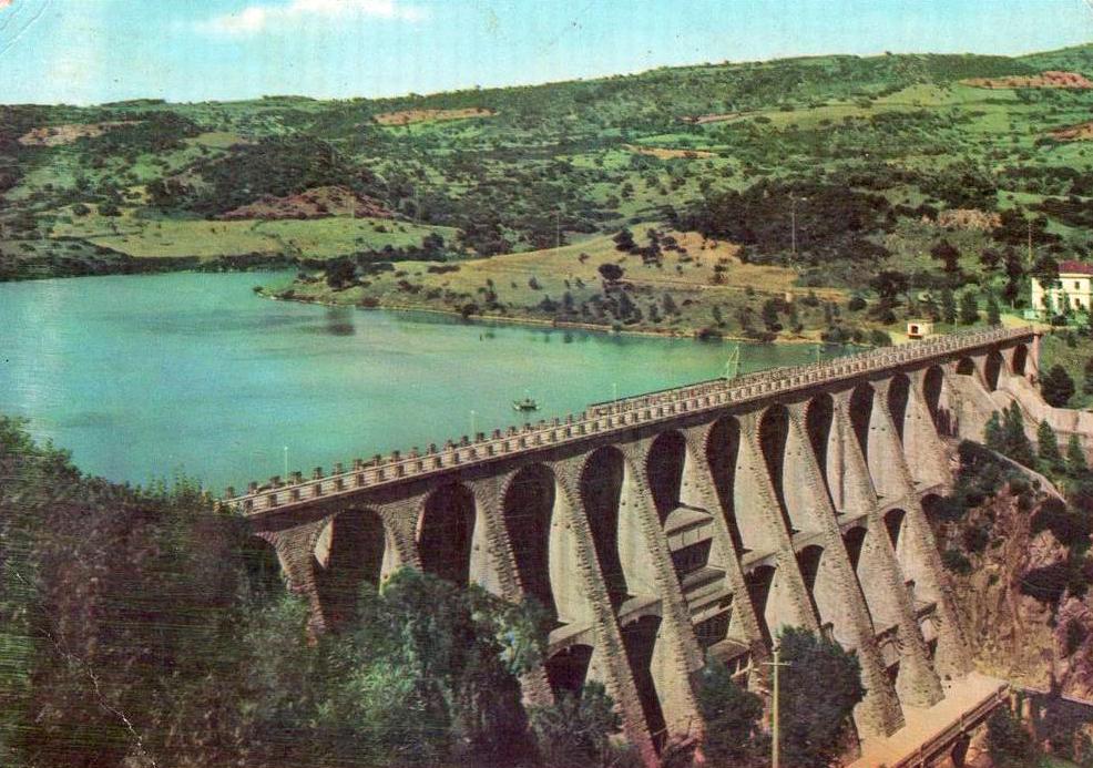 La diga sul tirso e i bombardamenti durante la Seconda Guerra Mondiale 2