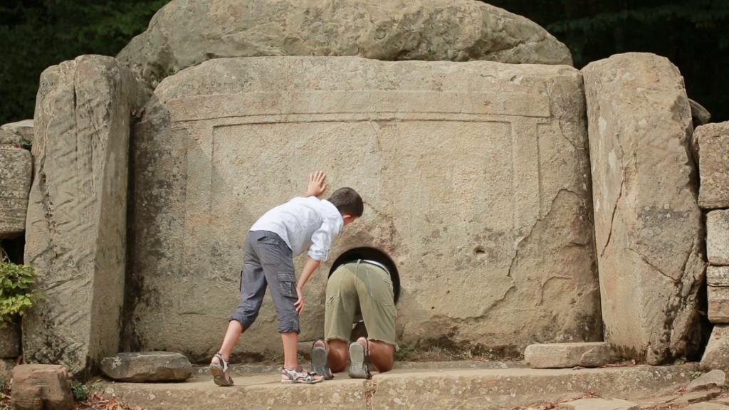 Architettura preistorica e SINDROME DEL CONDOTTIERO 3