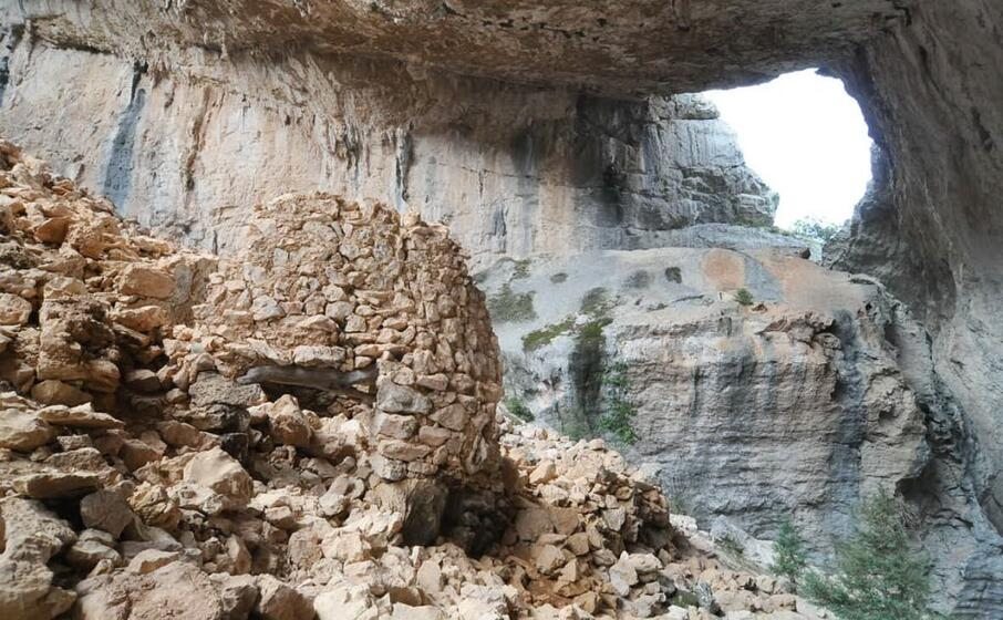 Tiscali nel nuorese - Sardegna Antica